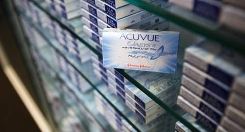 we specialize in contact lenses fitting and carry Acuvue, Bausch & Lomb, Alcon / CIBA Vision, and CooperVision brands