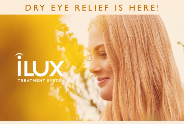 iLux dry eye relief