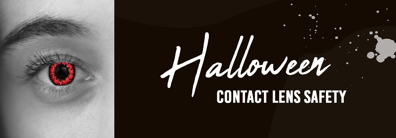 Halloween contact lens safety