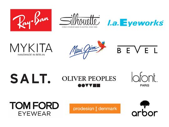 Woodbridge Irvine designer eyewear brands