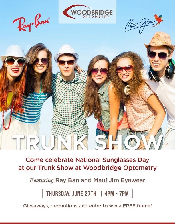 Trunk Show June 27, 2019